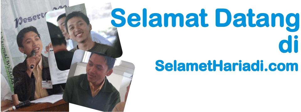 Welcome to SelametHariadi.com