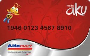 Kartu AKU BNI Promo Member ALFAMART Minimarket Lokal Terbaik INDONESIA - www.SelametHariadi.com