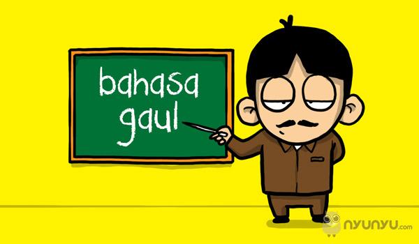 Bahasa Kamus Kata-Kata Gaul