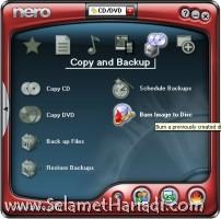 Cara Burning File ISO NRG dengan Nero ke CD DVD www.SelametHariadi.com
