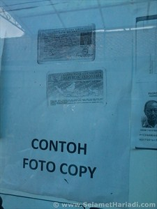 KTP Cara Membuat-Mengurus dan Pembuatan Imigrasi Paspor Online Umroh www.SelametHariadi.com.