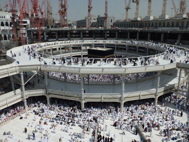 Masjidil Haram Kabah www.SelametHariadi.com