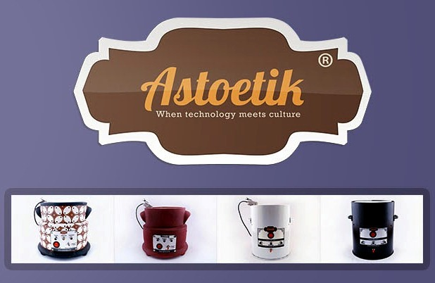 Kompor Batik Modern Astoetik www.SelametHariadi.com