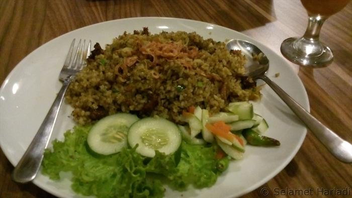 Hasil belajar Food Photography di Warung Khas Batu (dok.pribadi)
