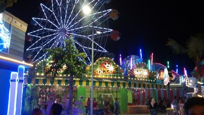 Go Fun Theme Park Bojonegoro