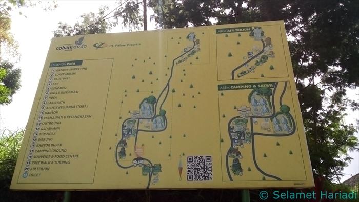 Air Terjun Coban Rondo Malang Destinasi Wisata www.SelametHariadi.com