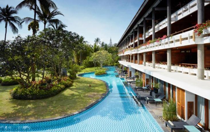 Referensi Wisata di Bali - Melia Bali (dok. expedia)