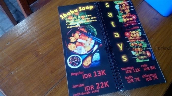 Menu Shabu Soup Street Food Malang www.SelametHariadi.com