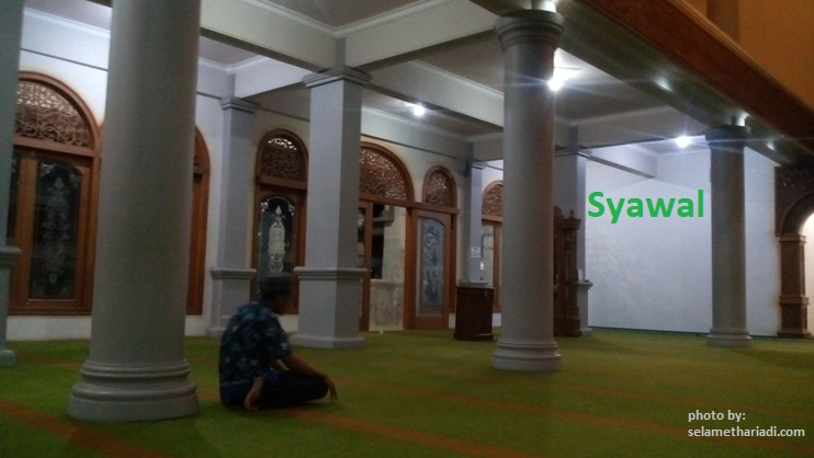 Tata Cara Niat Puasa Sunnah di Bulan Syawal 6 Hari www.SelametHariadi.com