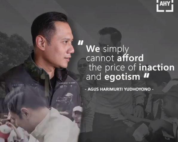 AHY Terbaru, Bertransformasi dengan Prinsip dan Semangat Muda Mengenal Siapa AHY Jokowi Agus Harimurti Yudhoyono SBY www.selamethariadi.com