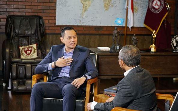 AHY Terbaru, Bertransformasi dengan Prinsip dan Semangat Muda Orasi AHY Jokowi Agus Harimurti Yudhoyono SBY Presiden Cawapres www.selamethariadi.com