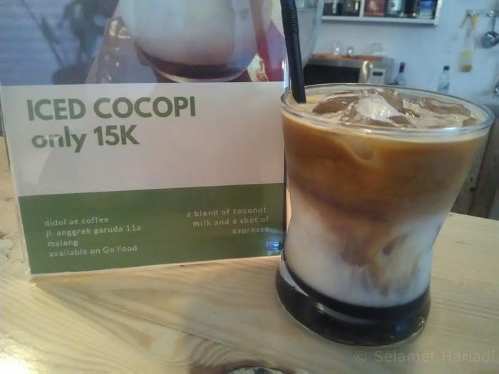 Didol Ae Coffee & Friends Kedai Kopi Konsep Hommy & Simpel (2)