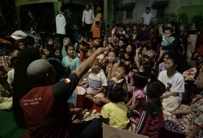 Trauma Healing Pasca Banjir Bandang Banyuwangi PPPA Daarul Quran selamethariadi
