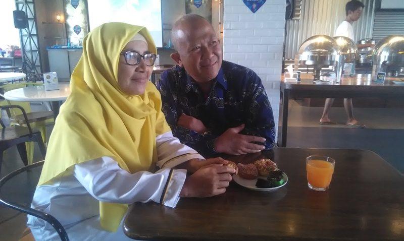 Dokter Iswiyanti Widyawati dan Suami (dok.pribadi)