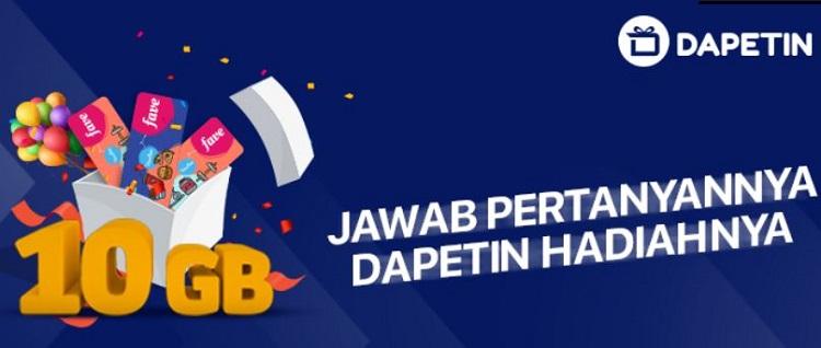 dapetin.id Website Hadiah Cara Kuota Internet Gratis foto www.selamethariadi.com