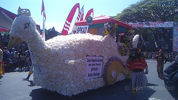 Festival Kendaraan Hias 2018 kota Malang selamethariadi.com