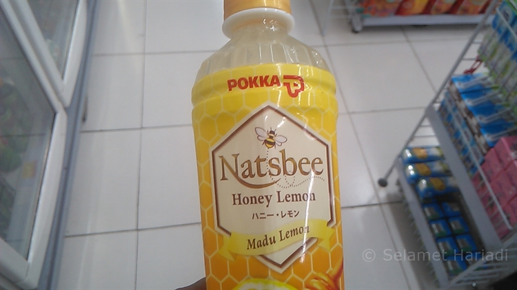 Asik tanpa Toxic, Optimalkan Aktivitas tiap hari Natsbee Honey Lemon selamethariadi.com (1)