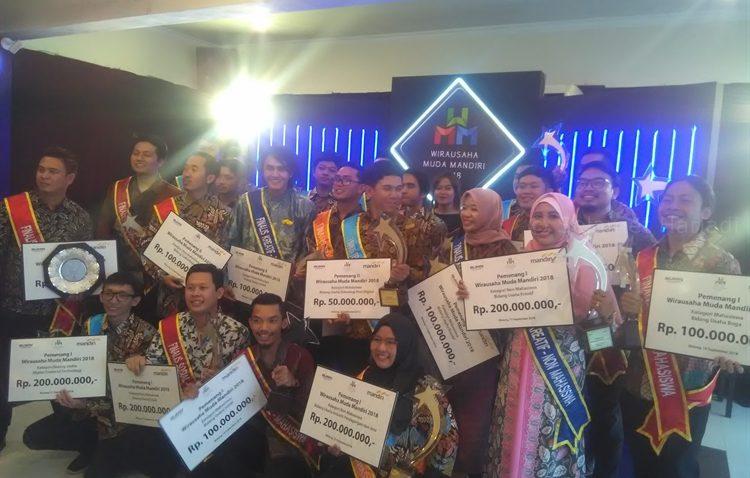 Wirausaha Muda Mandiri Award 2018 Bank Mandiri Entrepreneur Kewirausahaan Penghargaan WMM selamethariadi.com (11)