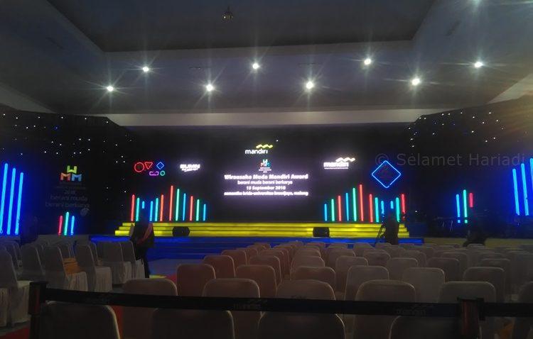 Wirausaha Muda Mandiri Award 2018 Bank Mandiri Entrepreneur Kewirausahaan Penghargaan WMM selamethariadi.com (18)