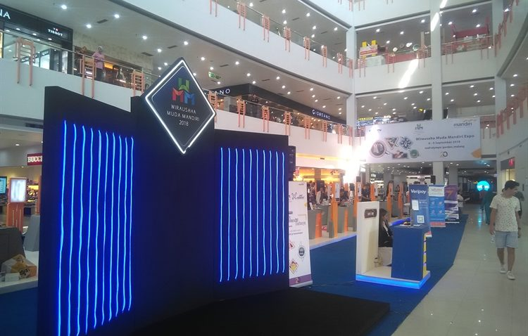 Wirausaha Muda Mandiri WMM Expo Award Bank Mandiri Jadi Mandiri selamethariadi.com