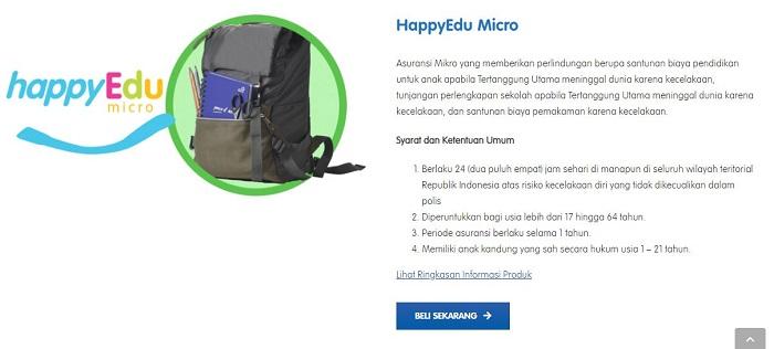 Beli Asuransi Mudah dan Terjangkau selamethariadi.com