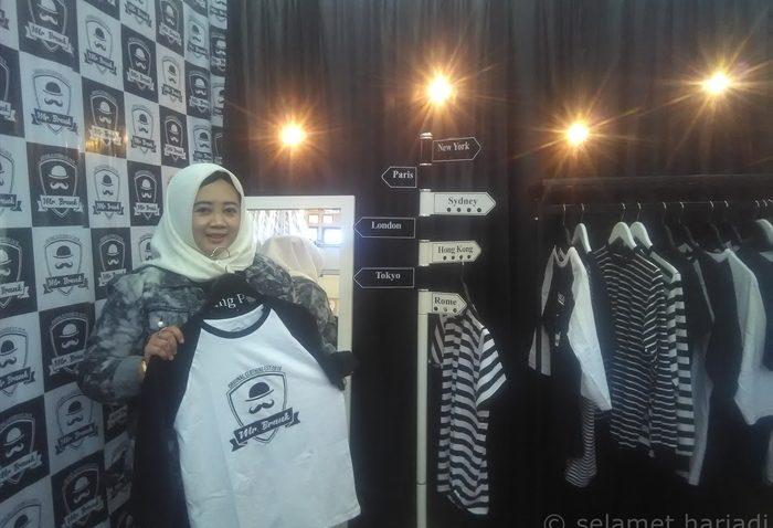 Style Hitam Putih Casual dr. Nurul Eka Yulifa Owner Mr Brank
