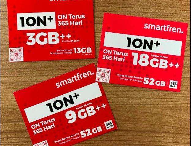 Kartu Perdana Smartfren 1ON+ cocok untuk Online Marketer